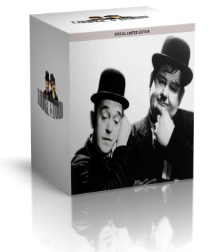 Laurel & Hardy - Special Limited Edition