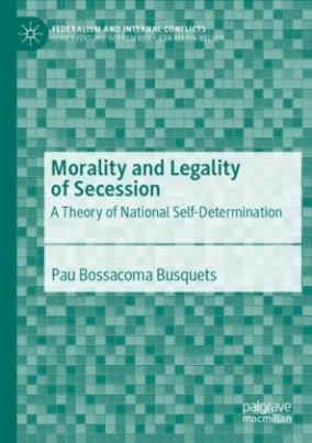 Morality and Legality of Secession