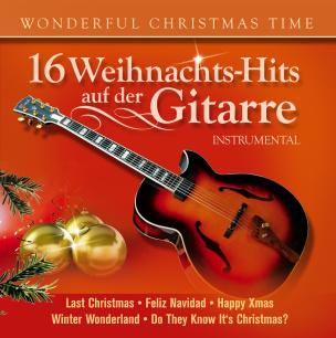 16 Weihnachts-Hits auf der Gitarre