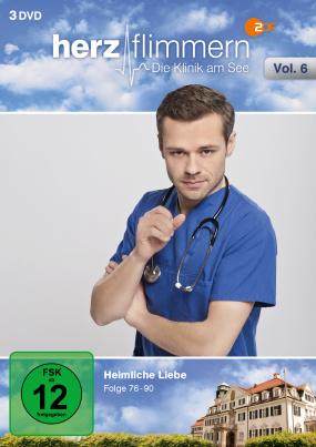 Herzflimmern - Die Klinik am See Vol.6