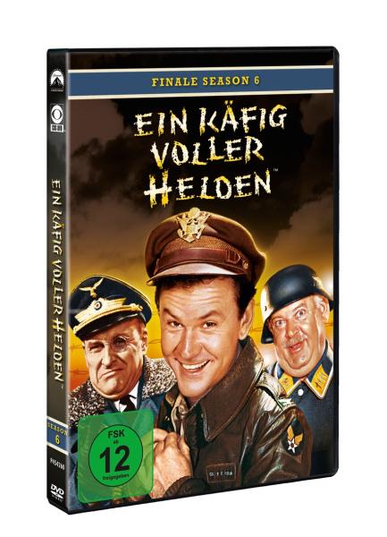 Ein Käfig Voller Helden Die Sechste Staffel