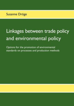 Linkages between trade policy and environmental policy