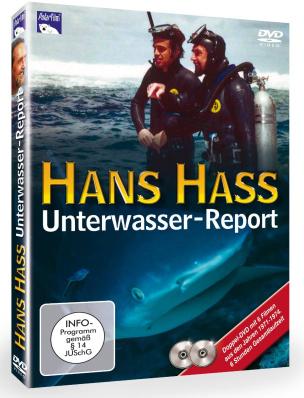 Hans Hass - Unterwasser-Report