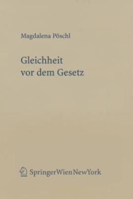 Gleichheit vor dem Gesetz (f. Österreich)