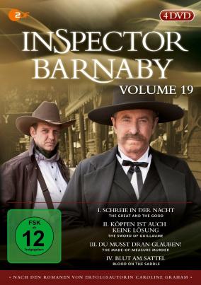 Inspector Barnaby - Inspector Barnaby Vol. 19 (4 DVD´s)