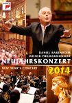 Barenboim, Daniel & Wiener Philharmoniker - Neujahrskonzert 2014 (DVD)