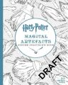 Harry Potter Magical Artefacts Poster Book