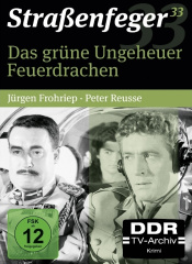 Das grüne Ungeheuer / Feuerdrachen (DDR TV-Archiv) (5DVD)