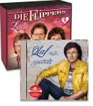 Die Flippers - Liebe ist… + Olaf - Ich mach's wie die Sonnenuhr EXKLUSIV 2 Bonustitel