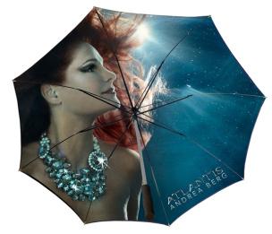 Regenschirm Atlantis