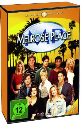 Melrose Place - Die komplette 1.Staffel