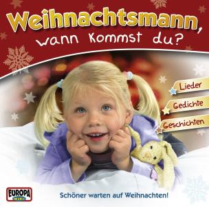 Weihnachtsmann,wann kommst du?