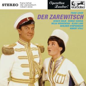 Lehár: Der Zarewitsch