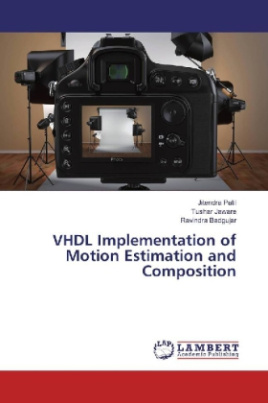 VHDL Implementation of Motion Estimation and Composition
