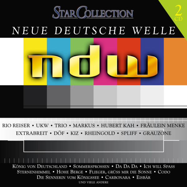 Star collection neue deutsche welle for Die neue deutsche welle