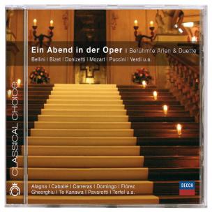 Ein Abend in der Oper - Berühmte Arien & Duette