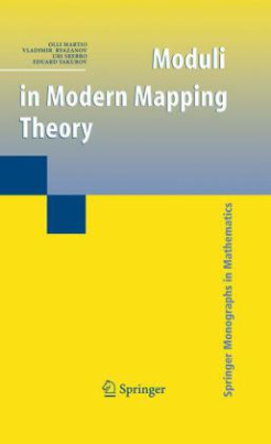 Moduli in Modern Mapping Theory