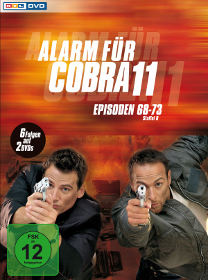Alarm für Cobra 11 - Folgen 68-73