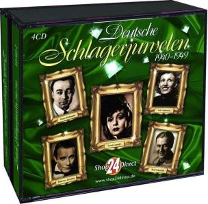 Die Deutschen Schlagerjuwelen der 40er Jahre