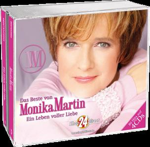 Das Beste von Monika Martin - Ein Leben voller Liebe