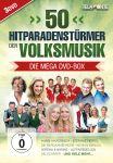 50 Hitparaden - Stürmer der Volksmusik - Die Mega DVD (Media)