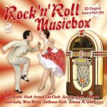 Rock'n'Roll Musicbox - 50 Original Hits