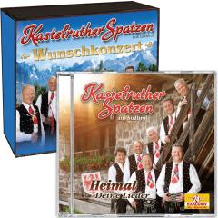 Wunschkonzert + GRATIS Heimat - Deine Lieder