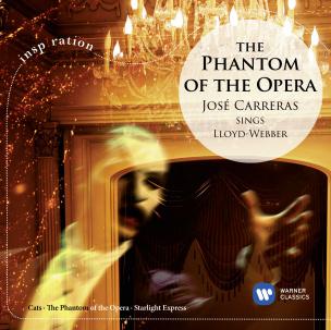 The Phantom Of The Opera: José Carreras Sings Lloyd-Webber