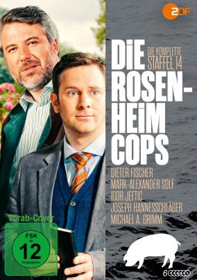 Die Rosenheim-Cops - Die komplette 14. Staffel
