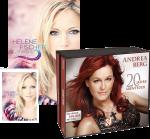 Helene Fischer - Farbenspiel (Super Special Fanedition) + Andrea Berg - 20 Jahre Abenteuer