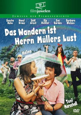 Das Wandern ist Herrn Müllers Lust