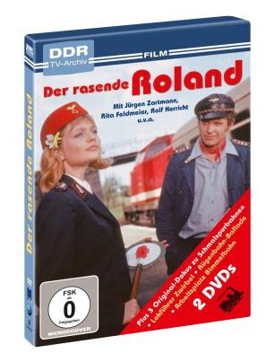 Der rasende Roland - Special-Edition (DDR TV-Archiv)