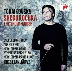 Snegurochka-The Snow Maiden