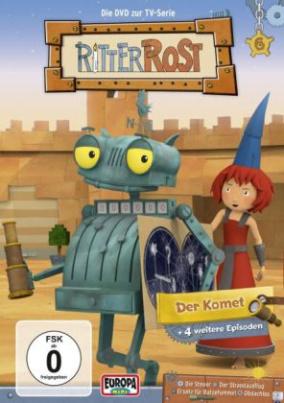 Ritter Rost - Der Komet, 1 DVD. Tl.6