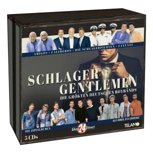 Schlager Gentlemen - Die größten deutschen Boybands