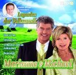Stefan Mross präsentiert die Legenden der Volksmusik: Marianne & Michael (CD)