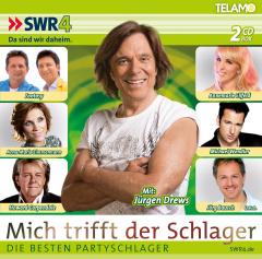 SWR4 Mich trifft der Schlager - Die besten Partyschlager