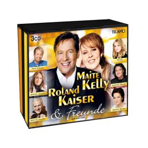 Roland Kaiser - Maite Kelly & Freunde