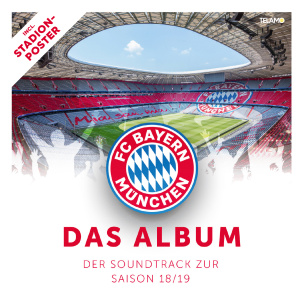 Das Album - Der Soundtrack zur Saison 2018/19