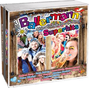 Ballermann Superhits - Après Ski & Karneval Kracher
