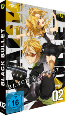 Black Bullet, 2 DVDs (Limited Edition). Vol.2