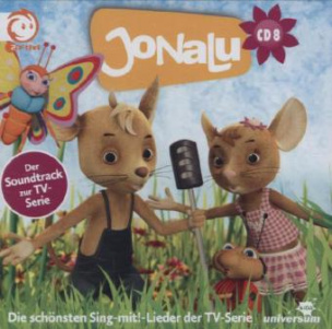 JoNaLu, 1 Audio-CD. Tl.8