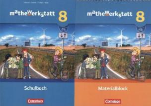 8. Schuljahr, Schülerbuch mit Materialblock