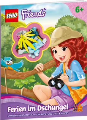 LEGO Friends. Ferien im Dschungel
