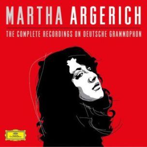 Martha Argerich - The Complete Recordings on DG, 48 Audio-CDs (Limited Edition)