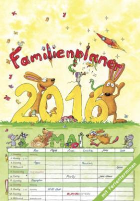 Familienplaner 2016