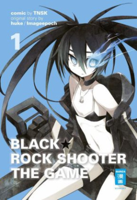 Black Rock Shooter - The Game. Bd.1