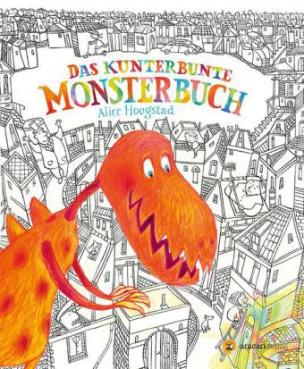 Das kunterbunte Monsterbuch