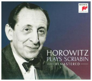 Horowitz Plays Scriabin, 3 Audio-CDs