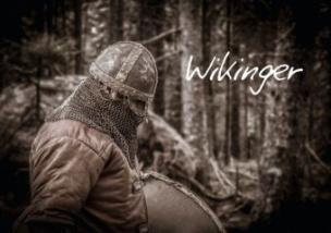 Wikinger (Tischaufsteller DIN A5 quer)